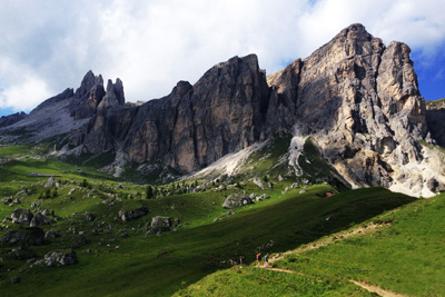 Italian Dolomite Village to Village trek